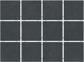 Амальфи черный, полотно 30*40 из 12 частей 9,9*9,9