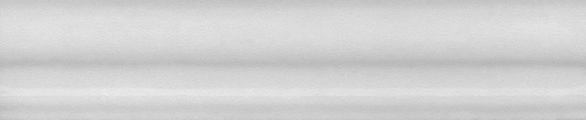 Бордюр Багет Мурано серый 15*3