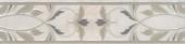 Бордюр Вирджилиано серый обрезной 30*7,2
