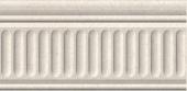 Бордюр Золотой пляж светлый беж структурированный 20*9,9