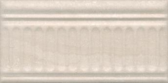 Бордюр Олимпия беж структурированный 20*9,9