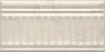 Бордюр Резиденция беж структурированный 20*9,9