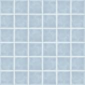 Декор Авеллино голубой мозаика 30,1*30,1