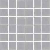 Декор Авеллино серый мозаика 30,1*30,1
