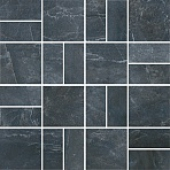 Декор виндзор мозаичный 30*30 (темный)
