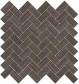 Декор Грасси коричневый мозаичный 31,5*30