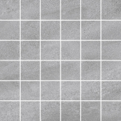Декор Про Матрикс серый мозаичный 30*30