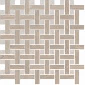 Декор Сафьян мозаичный 42,7*42,7