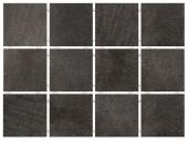 Караоке черный, полотно 30*40 из 12 частей 9,9*9,9