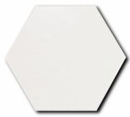Керамогранит SCALE Hexagon Porcelain White 11,6х10,1 см