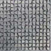 Titanio trapezio 20x20x6 мм (лист 30,6 х 30,6 см)