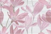 Панно Сады Форбури Крокус розовый обрезной 60*89,5