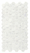Плитка настенная Forest Carrara Blanco 31,6х59.2 см