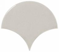 Плитка настенная SCALE Fan Light Grey 10,6х12 см