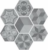 Пуату Микс 20*23,1 керамогранит