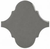Плитка настенная настенная 21930 SCALE ALHAMBRA Dark Grey 12х12 см