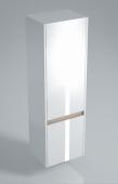 Пенал BUONGIORNO 120 см, 2 двери, белый