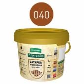 Затирка эпоксидная ОСНОВИТ ПЛИТСЭЙВ XE15 Е 040 коричневый (2 кг)
