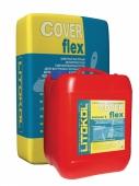 Гидроизоляция COVERFLEX (A + B) двухкомпонентная 20 + 10 кг