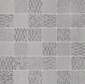 Декор Про Дабл серый мозаичный 30*30