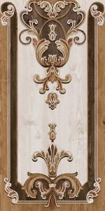 Ковер Гранд Вуд декорированный обрезной 80*160