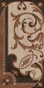 Ковер Гранд Вуд декорированный левый обрезной 80*160