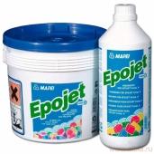 Эпоксидая смола EPOJET  для инъекций против трещин в стяжках, A (2 кг) + B (0,5 кг)