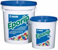 Эпоксидный клей EPORIP  для заполнения трещин в стяжках и склеивания бетонов, A (1,5 кг) + B (0,5 кг)