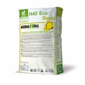 H40 Eco Rapid KERAKOLL - клей быстрого действия