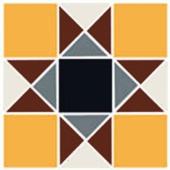 Керамогранит RICHMOND Black Stand. (14+21, Tr.11+20+16) 30х30 см