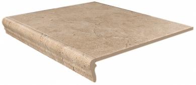 Ступень Фаральони фронтальная песочный 40,2*34