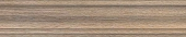 Плинтус Фрегат коричневый 39,8*8