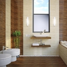 Bamboo / Bamboo Mix Golden Tile