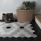 Scale Floor Hexagon EQUIPE