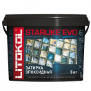 LITOCHROM Starlike Evo эпоксидная затирка 2,5 кг и 5 кг Litokol