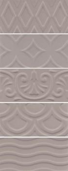 авеллино коричневый структура mix 7,4*15 KERAMA MARAZZI 16019