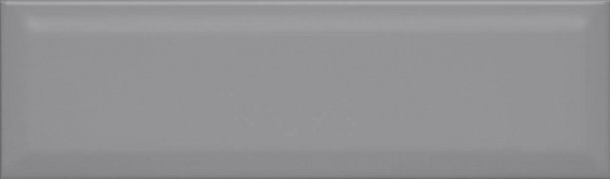 аккорд серый тёмный грань 8,5*28,5 KERAMA MARAZZI 9015