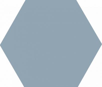 аньет голубой темный 20*23,1 плитка настенная KERAMA MARAZZI 24007