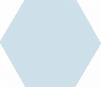 аньет голубой 20*23,1 плитка настенная KERAMA MARAZZI 24006
