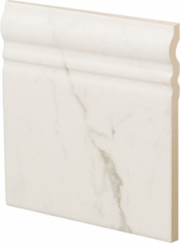 бордюр bardiglio skirting light 15x15 см EQUIPE 23767