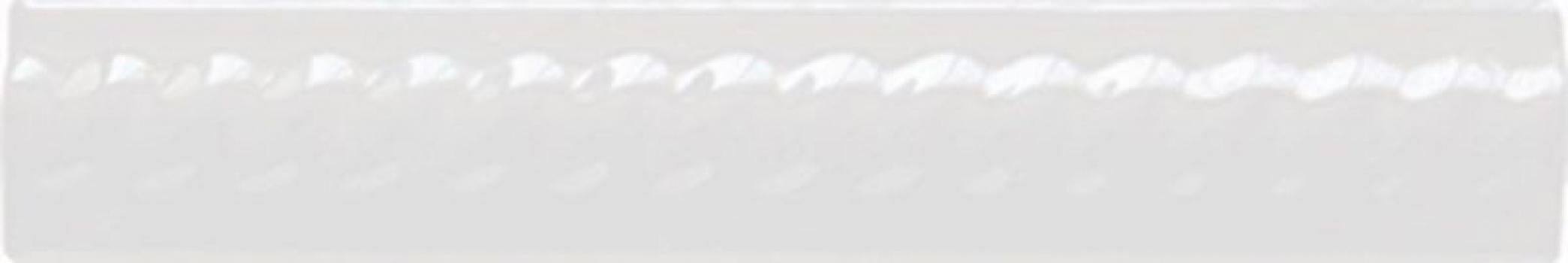 бордюр paris trenza blanco 2,5x15 см CEVICA Trenza Blanco