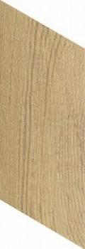 плитка напольная hexawood chevron natural left 9х20,5  см EQUIPE 21657