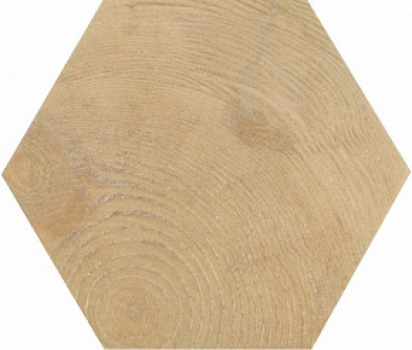плитка напольная hexawood natural 17,5х20  см EQUIPE 21629