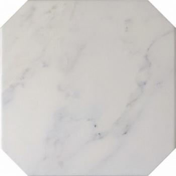 плитка напольная octagon marmol blanco 20х20  см EQUIPE 21010