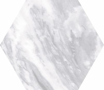 плитка настенная bardiglio hexagon light 17,5x20 см EQUIPE 23769