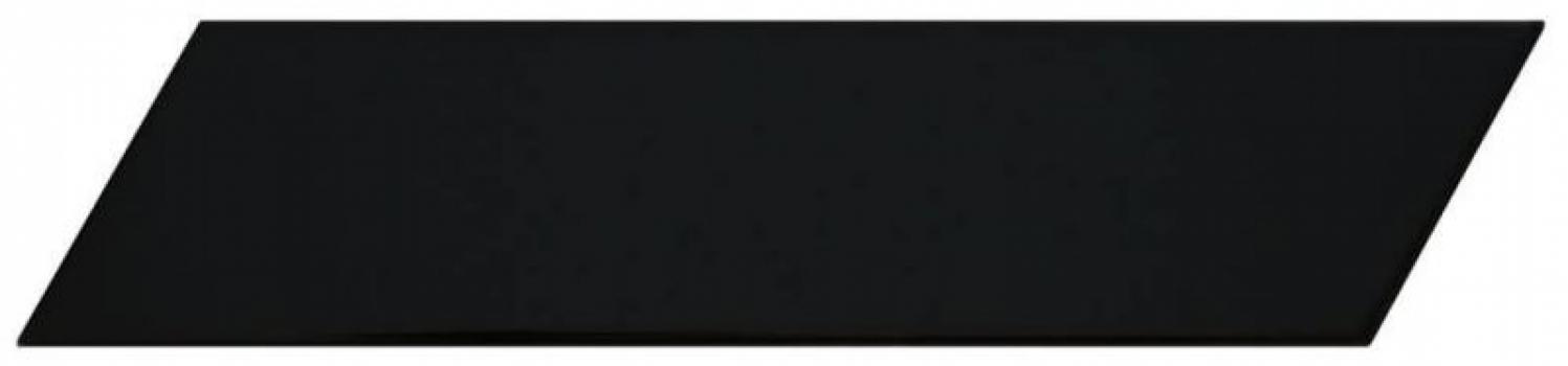 плитка настенная chevron black left 6,4x26 см CEVICA Black Left
