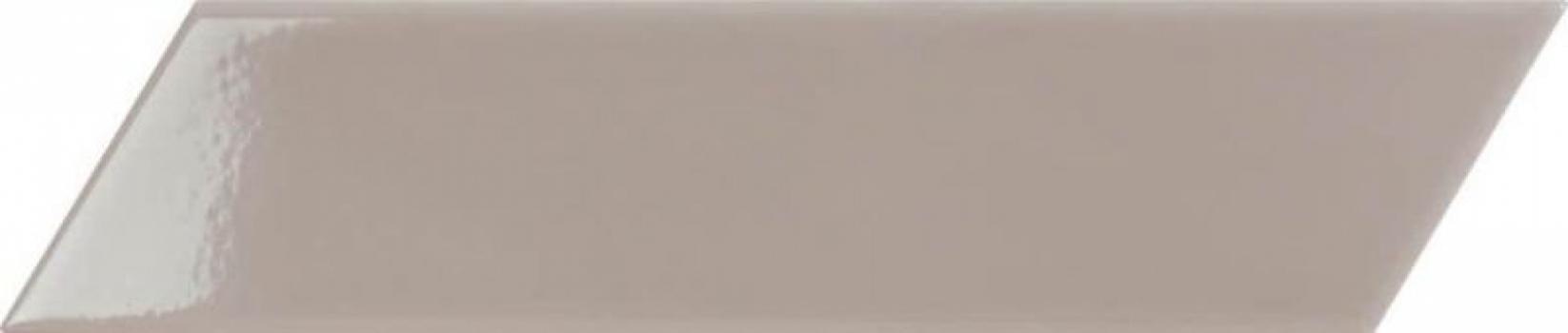 плитка настенная chevron grey left 6,4x26 см CEVICA Grey Left