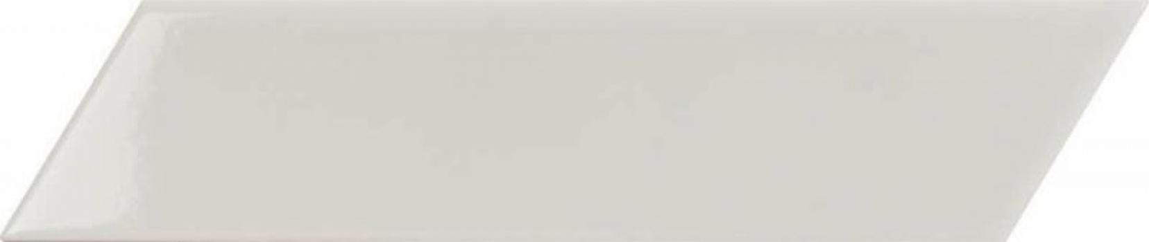 плитка настенная chevron light grey left 6,4x26 см CEVICA Light Grey Left