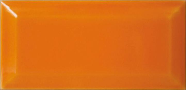 плитка настенная paris (metro) naranja 7,5x15 см CEVICA Naranja
