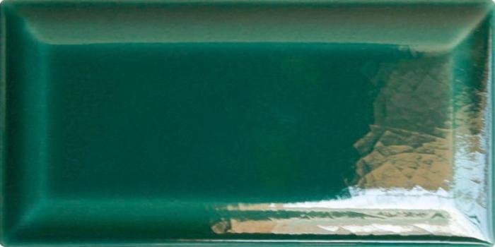 плитка настенная paris (metro) verde craquele 7,5x15 см CEVICA Verde Craquele